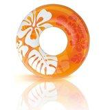 Tropisch Oranje Zwemband volledig
