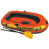 Intex Explorer Pro 200 Set met Peddels blank