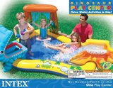 Intex Kinderbadje Dinosaurus Play Center - Verpakking