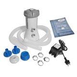 Zwembad Filterpomp 2271 l/h alle onderdelen