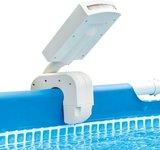 Zwembad sproeier met led verlichting