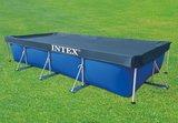 Intex Zwembad Afdekzeil Rechthoekig Groot 450x220cm