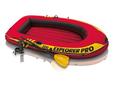Intex Explorer Pro 300 Set met Peddels