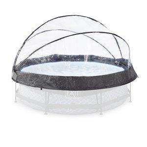 Zwembad overkapping Ø450cm