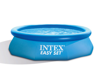 Intex Easy Set Zwembad Ø305x76 cm Excl. pomp Nieuw