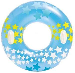 Intex Kinder Zwemband Sterren Blauw