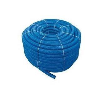 Zwembad Slang 32mm Blauw op de rol