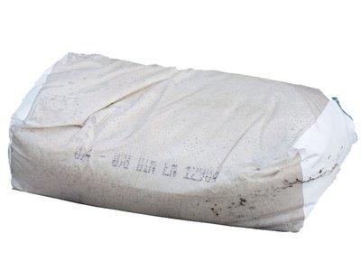 Filterzand voor een zandfilterpomp