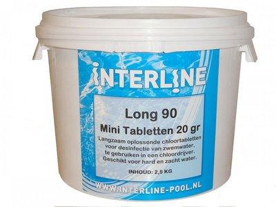 Chloortabletten 2,5 kg - Klein