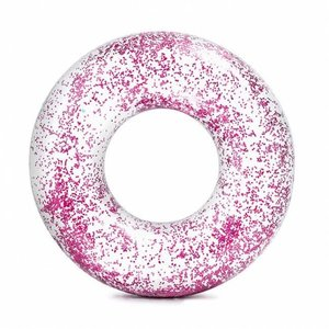 Intex Glitter Zwemband Roze
