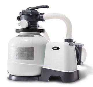 Intex Zandfilterpomp 8.000 L-uur Nieuw model